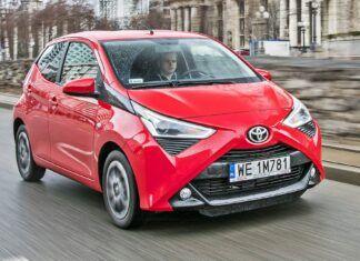 Toyota Aygo (2022). Opis wersji i cennik