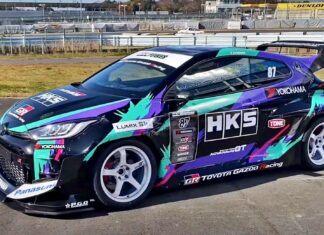 Toyota GR Yaris podkręcona do 475 KM. Szybsza niż Nissan GT-R
