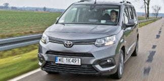 Toyota ProAce City Verso Long (2020)