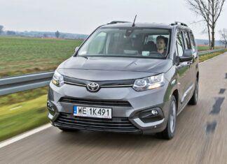 Toyota ProAce City Verso (2021). Opis wersji i cennik