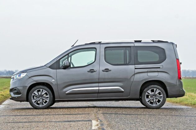 Toyota ProAce City Verso Long (2020)