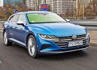 Volkswagen Arteon (2021). Opis wersji i cennik