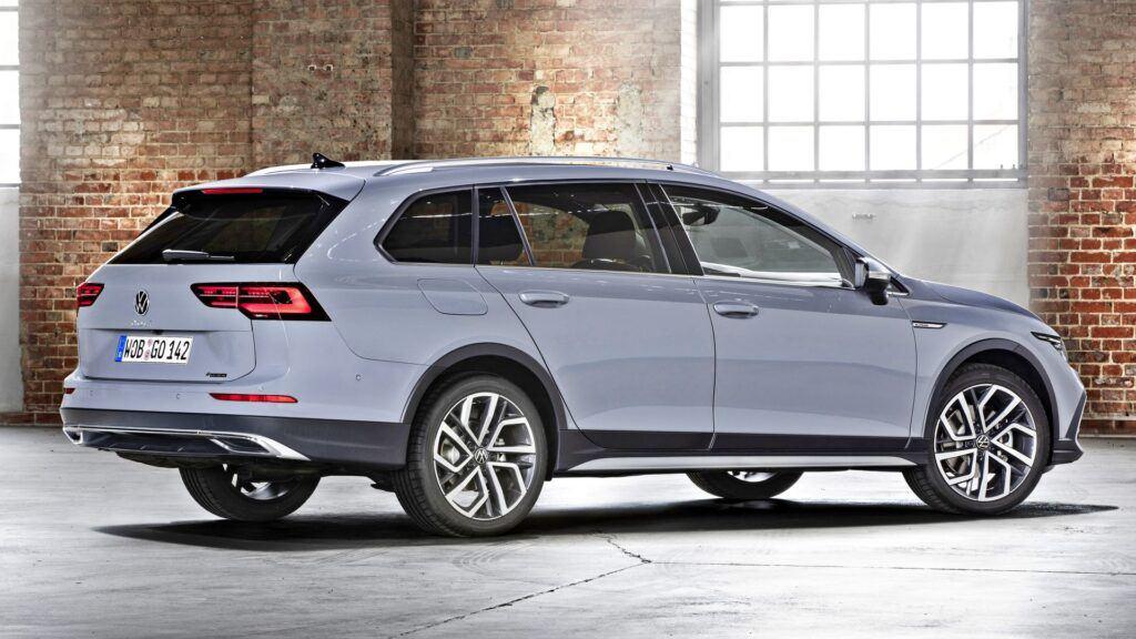 VW Golf Alltrack (2021)