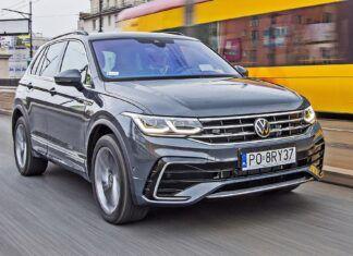 Volkswagen Tiguan (2021). Opis wersji i cennik