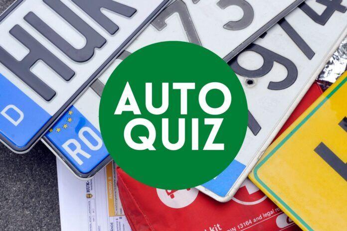 Auto Quiz-6-tablice-rejestracyjne