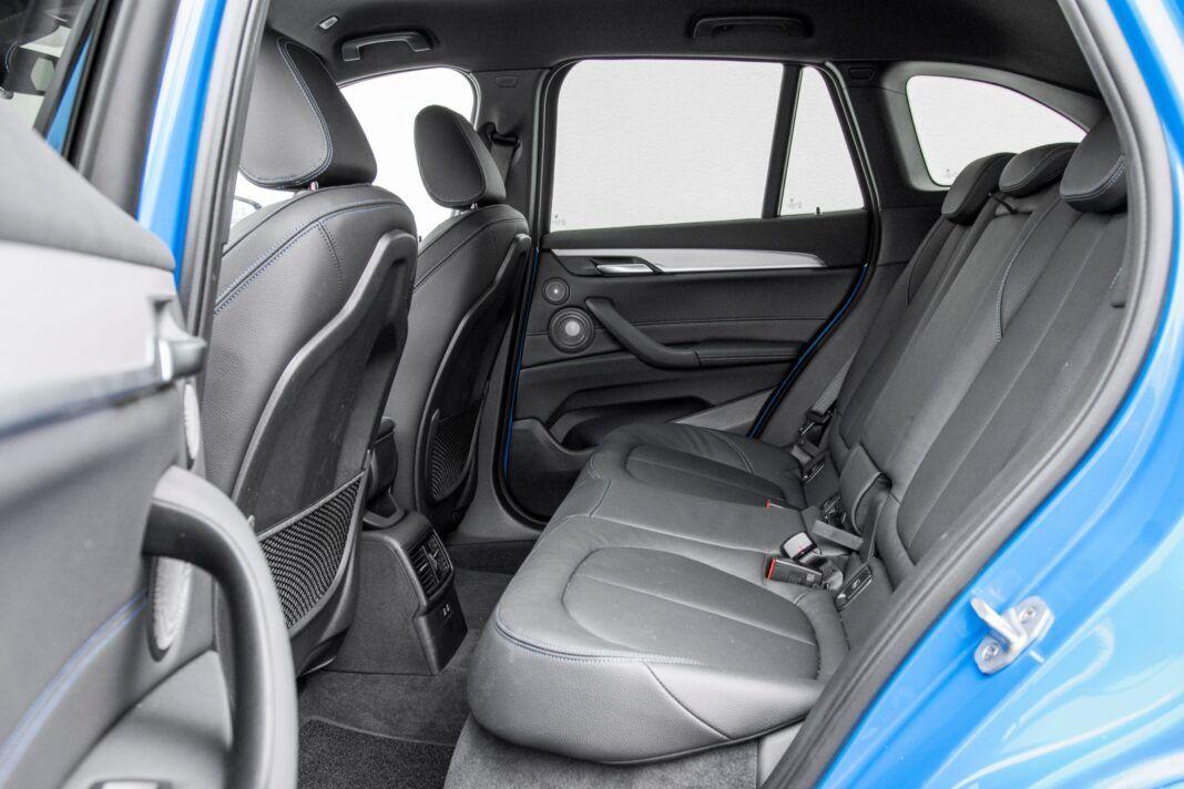 BMW X1 - kanapa