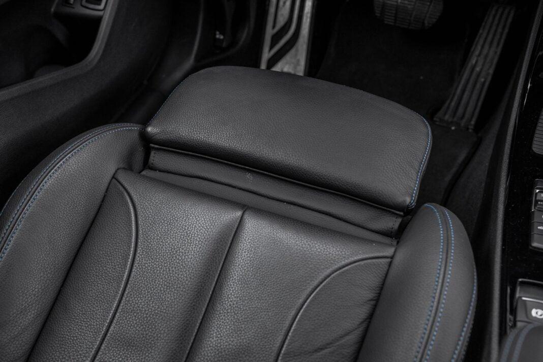 BMW X1 - siedzisko