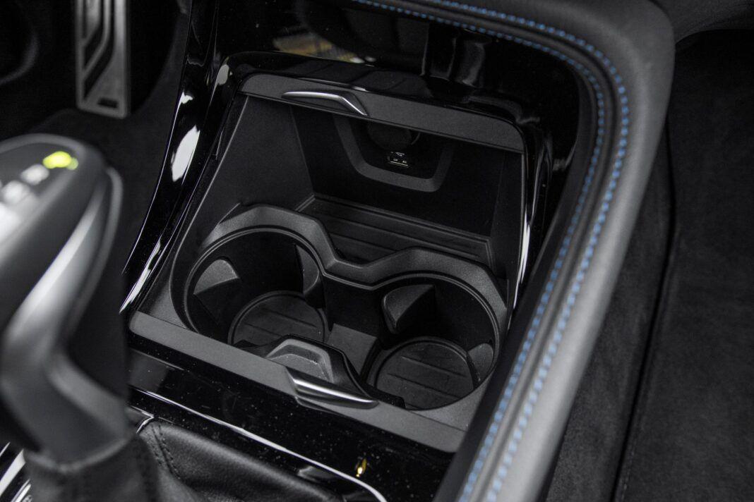 BMW X1 - wnęki