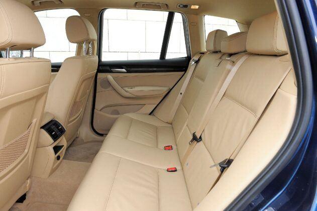 BMW X3 F25 xDrive35i 3.0T R6 306KM 8AT WI5979N 03-2011