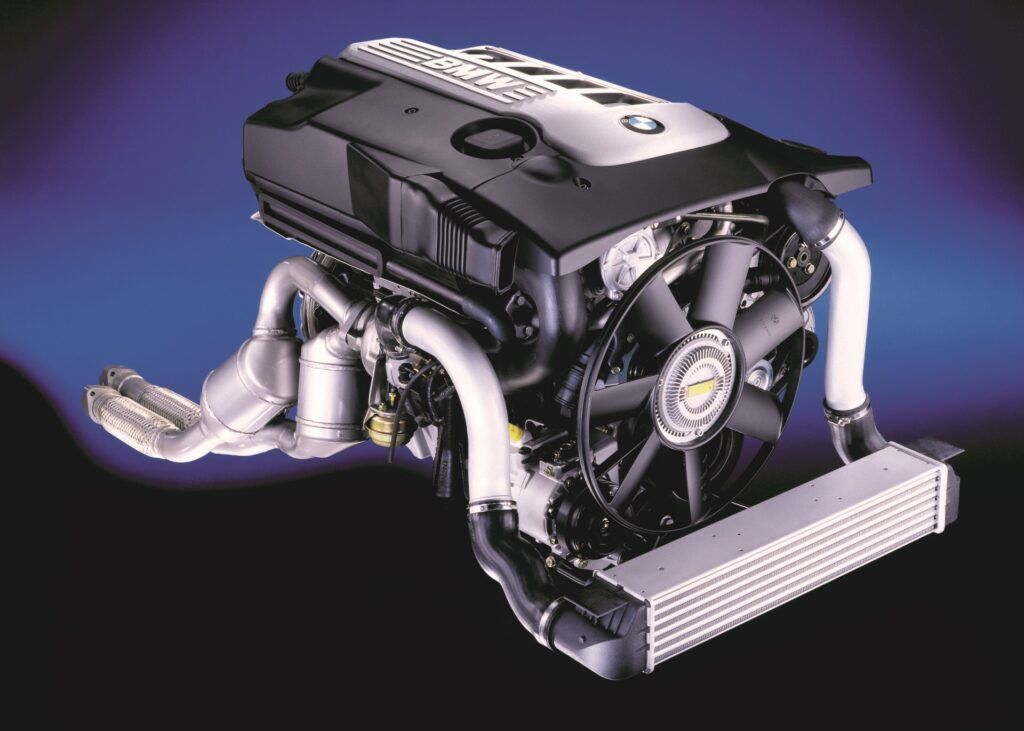 BMW - diesel M57