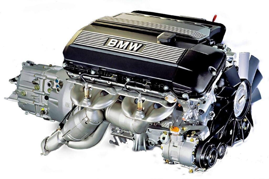 BMW silnik M54