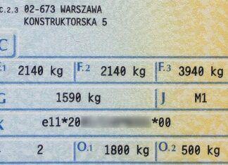 Oznaczenia w dowodzie rejestracyjnym. Co znaczą kody w tym dokumencie?