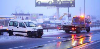 Gdzie najczęściej dochodzi do wypadków z pijanymi kierowcami