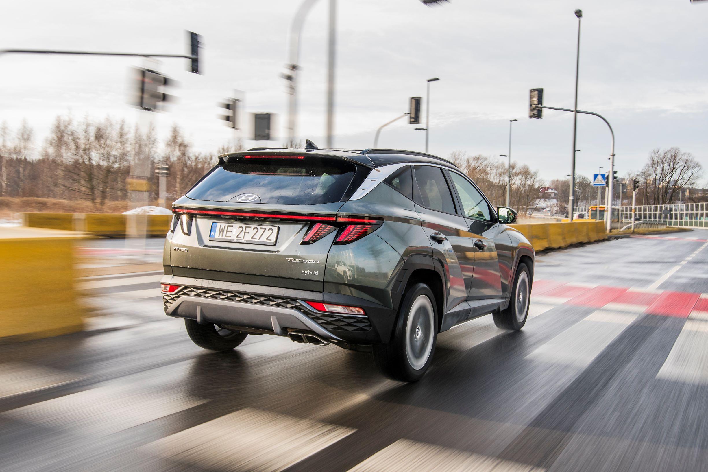 Hyundai Tucson 1.6 T-GDI HEV