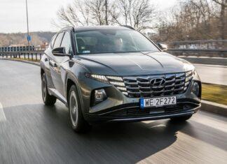 Hyundai Tucson 1.6 T-GDI HEV - TEST
