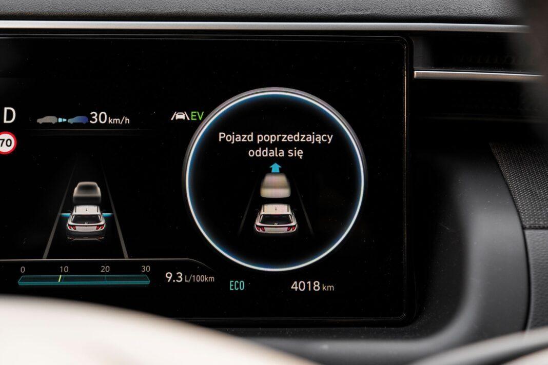 Hyundai Tucson 1.6 T-GDI HEV - informacja
