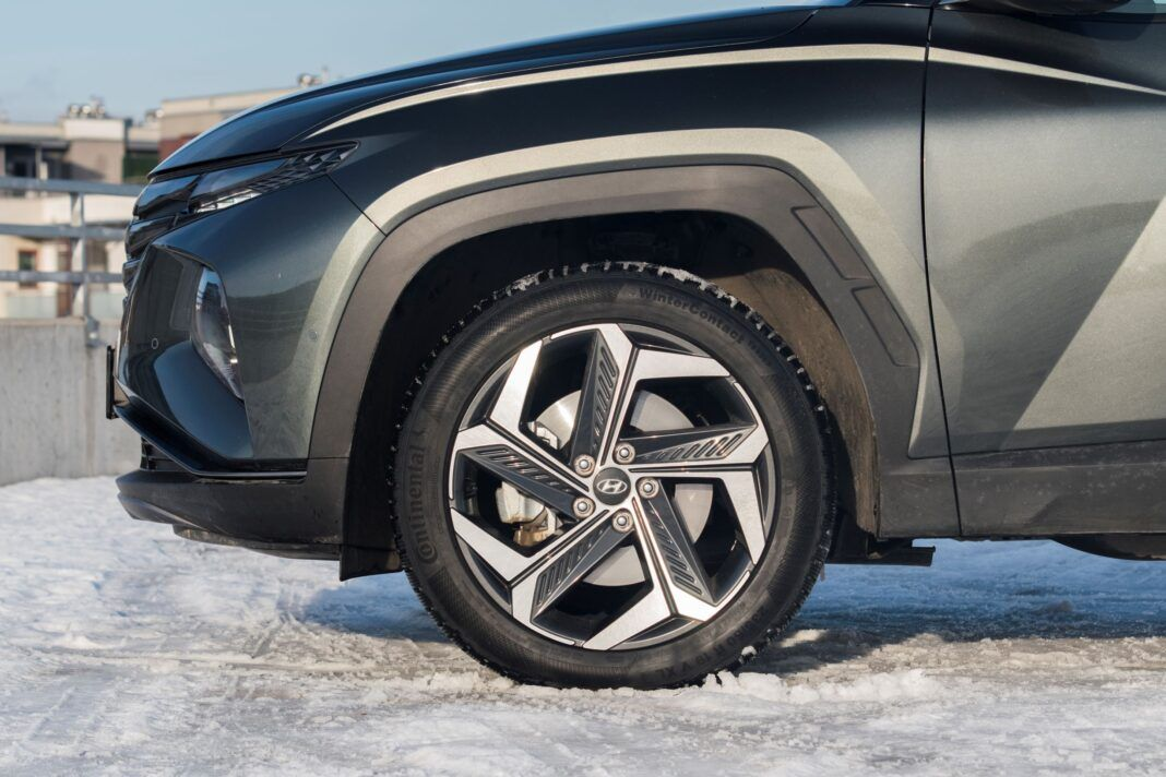 Hyundai Tucson 1.6 T-GDI HEV - koło