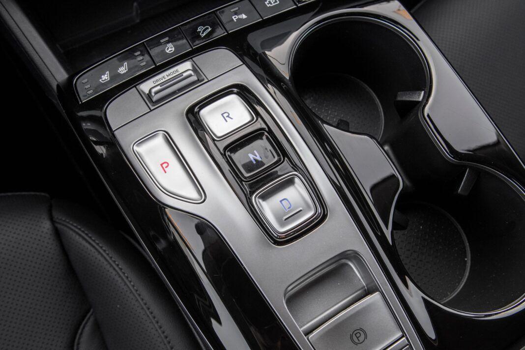 Hyundai Tucson 1.6 T-GDI HEV - skrzynia