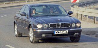 Jaguar XJ X350