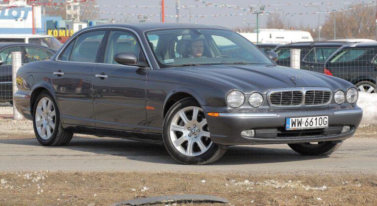 Jaguar XJ (X350)