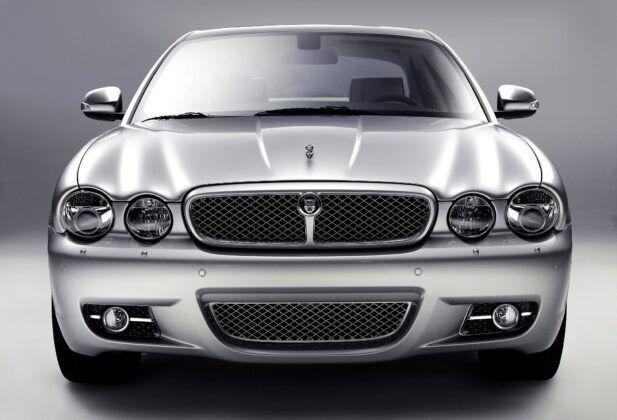 Jaguar XJ po liftingu (X358; 2007-2009)
