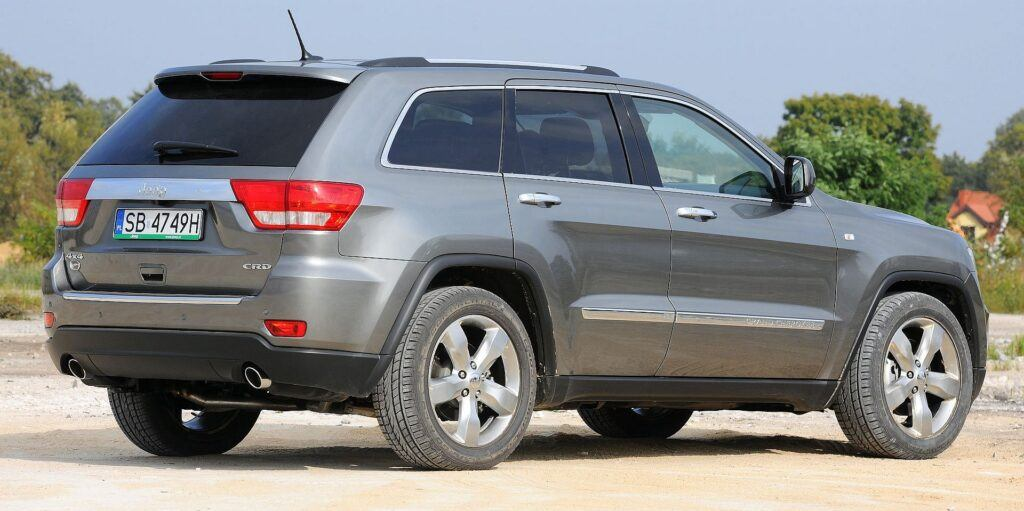 Jeep Grand Cherokee IV (WK2)