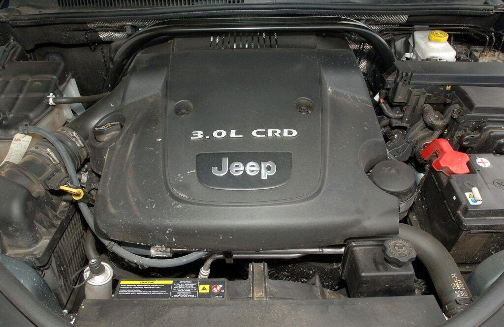 Jeep Grand Cherokee III WK/WH