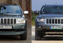 Jeep Grand Cherokee WK WK2