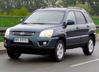 Używana Kia Sportage II (2004-2010) - opinie, dane techniczne, typowe usterki