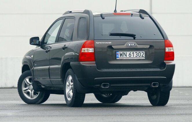 Kia Sportage II