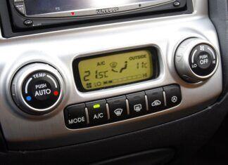 Jak używać klimatyzacji, by szybko schłodzić wnętrze auta?