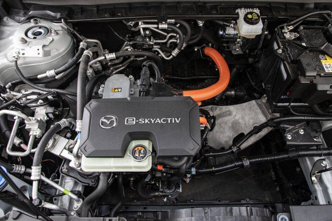 Mazda MX-30 - test (2021) - silnik