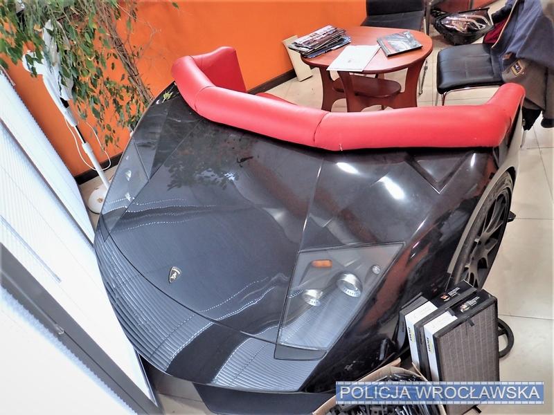 Meble Lamborghini
