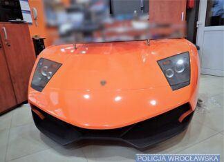 Meble inspirowane Lamborghini. Możliwe przestępstwo i straty na 2 mln zł!