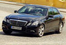 Mercedes klasy E W212 41
