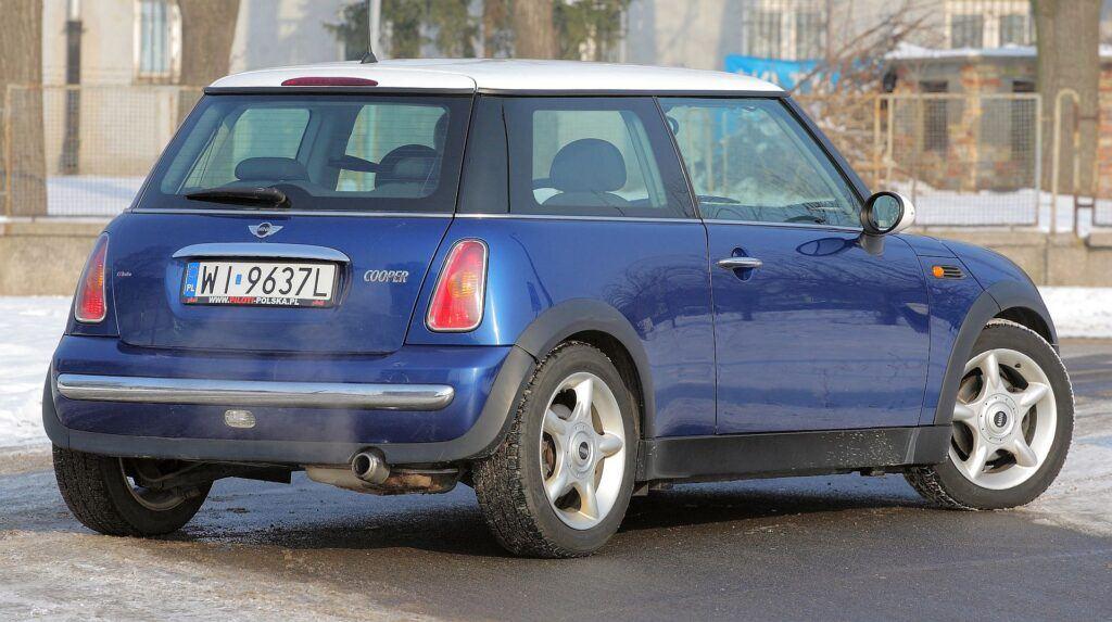 Mini One/Cooper I (R50)