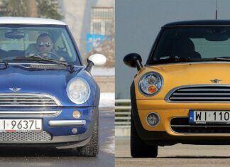Używany Mini I (R50) i Mini II (R56) - którą generację wybrać?