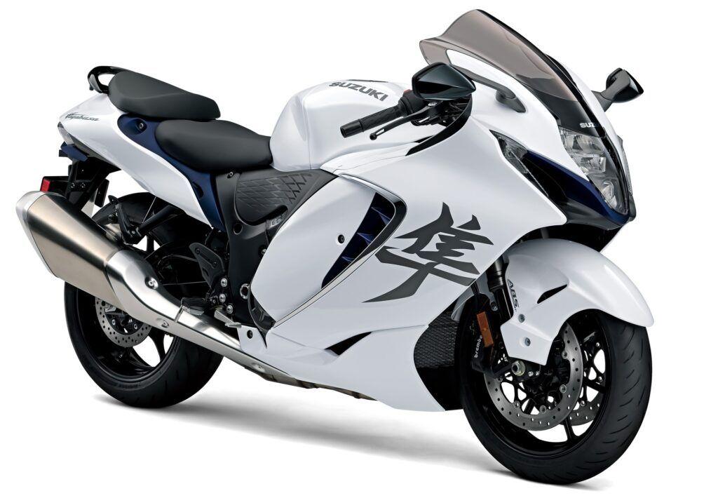 Nowe Suzuki Hayabusa 2021