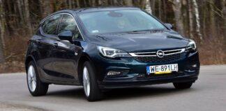 Opel Astra V (K) 09