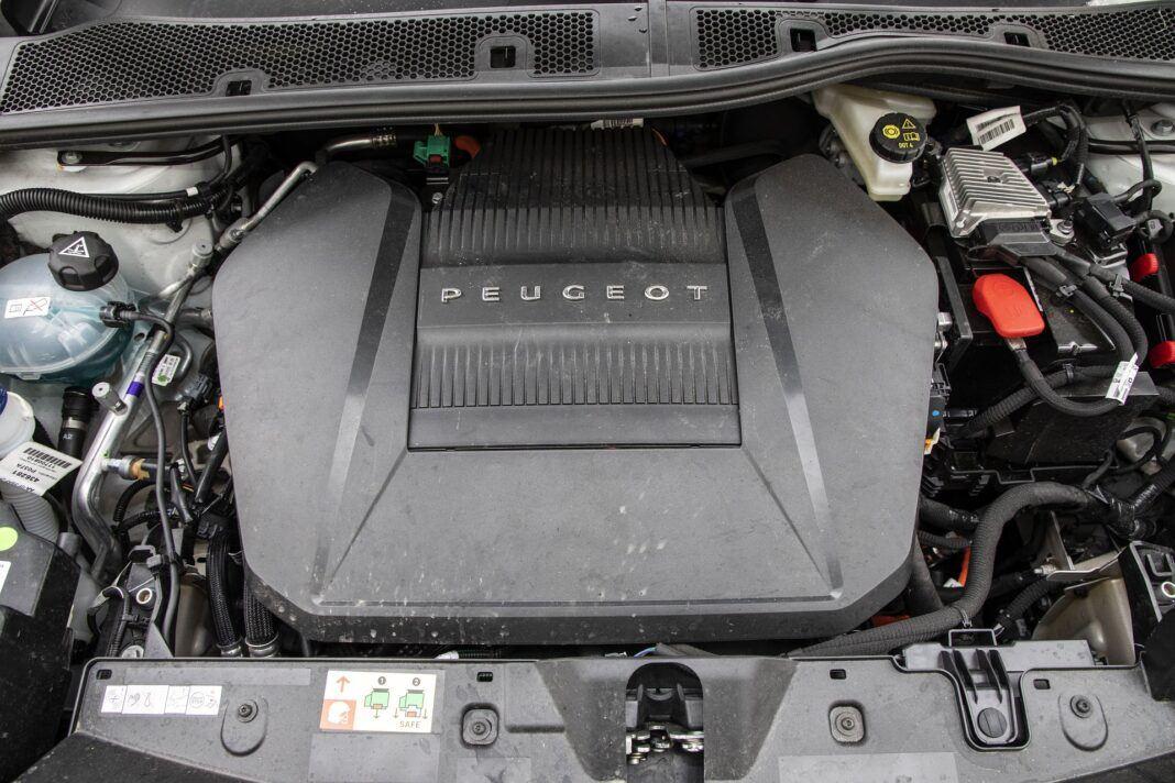 Peugeot e-2008 - test (2021) - silnik