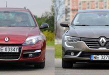 Renault Laguna III i Renault Talisman