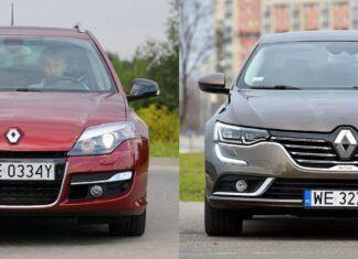 Używane Renault Laguna III i Renault Talisman - którego wybrać?
