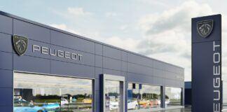 Salon Peugeot