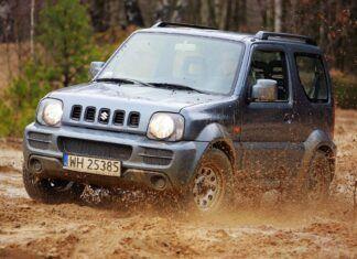 Używane Suzuki Jimny (FJ; 1998-2018) - opinie, dane techniczne, typowe usterki