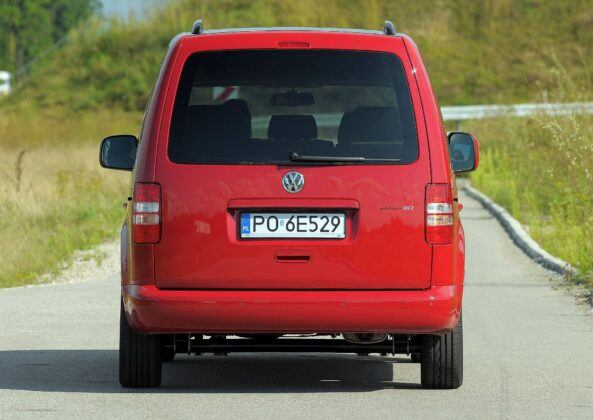 Volkswagen Caddy III