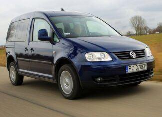 Używany Volkswagen Caddy III (2K; 2003-2020) - opinie, dane techniczne, usterki