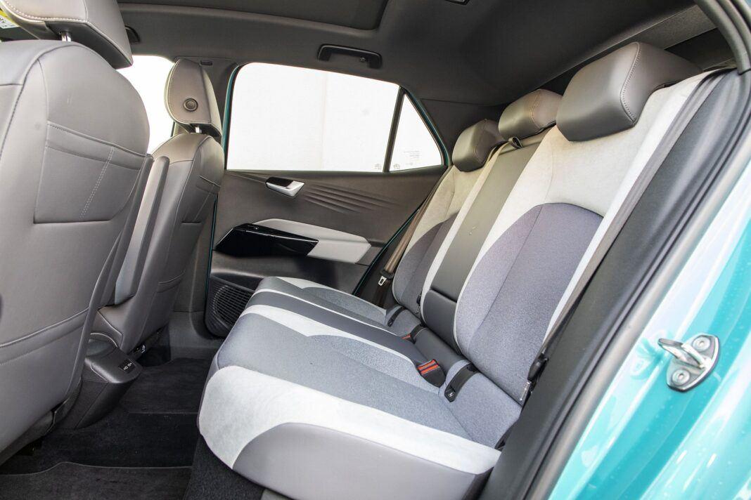 Volkswagen ID.3 Pro Performance (58 kWh) – test (2021) – kanapa