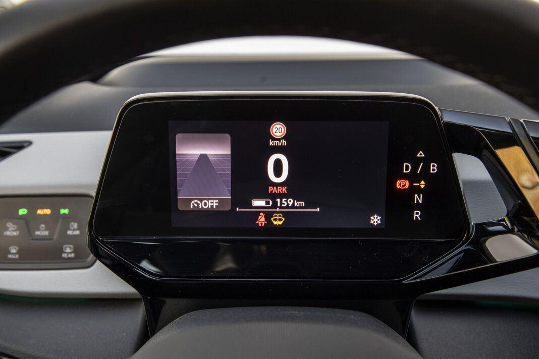 Volkswagen ID.3 Pro Performance - test (2021) - zegary