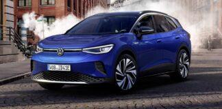 Volkswagen ID.4 - ceny w Polsce