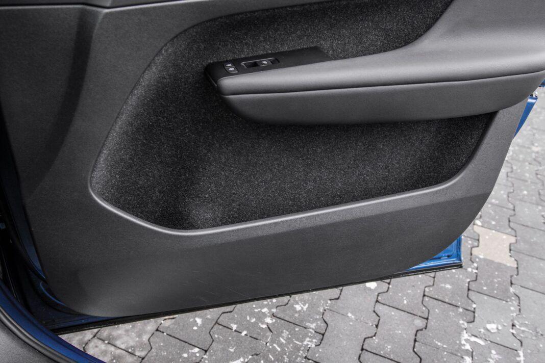 Volvo XC40 - wykończenie